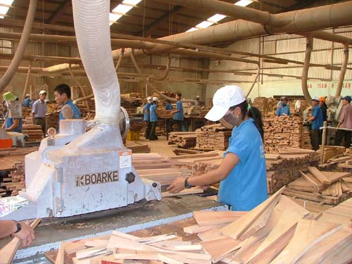 Xuất khẩu đồ gỗ: Tín hiệu lạc quan từ thị trường Mỹ