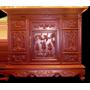 Tủ thờ Tam Đa gỗ Gụ