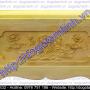 Quách gỗ Vàng Tâm trạm Sen dày 6
