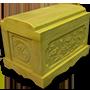 Quách Hỏa Táng gỗ Vàng Tâm trạm Sen